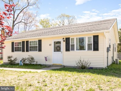 65 Delaware Avenue, Gloucester Twp, NJ 08081 - MLS#: 1000491100
