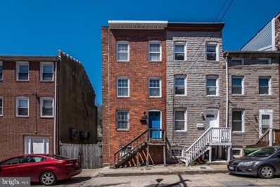 112 Callender Street, Baltimore, MD 21201 - MLS#: 1000491324