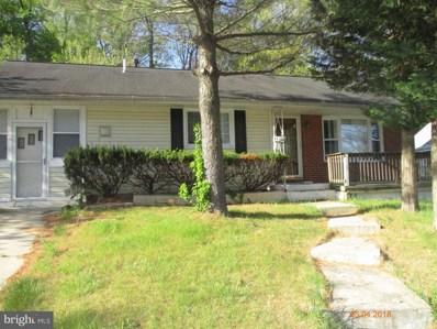 1411 Birchwood Drive, Oxon Hill, MD 20745 - MLS#: 1000492468