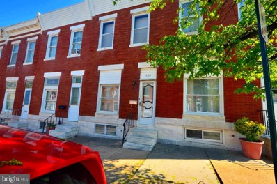 3703 Fait Avenue, Baltimore, MD 21224 - MLS#: 1000515140