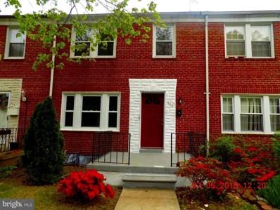 1639 Woodbourne Avenue, Baltimore, MD 21239 - MLS#: 1000525734