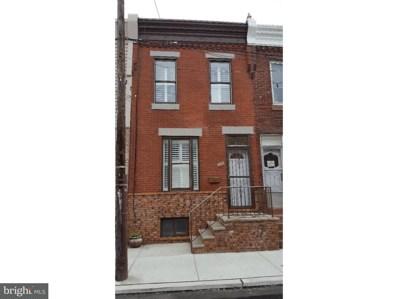 2617 S Bancroft Street, Philadelphia, PA 19145 - MLS#: 1000670358