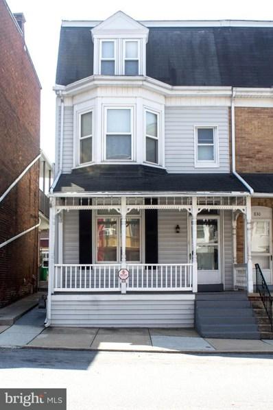 828 W Princess Street, York, PA 17401 - MLS#: 1000670532