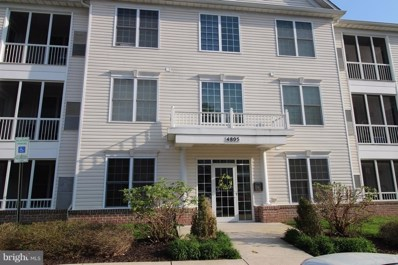 4805 Mantlewood Way UNIT 302, Aberdeen, MD 21001 - MLS#: 1000670698