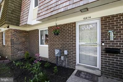 10414 Capehart Court, Montgomery Village, MD 20886 - MLS#: 1000671390