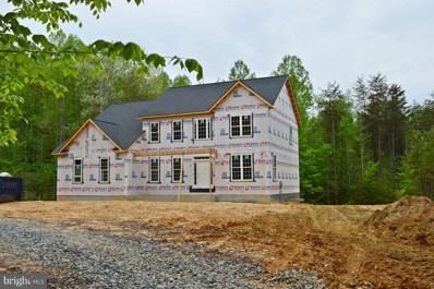 7519 Stonegate Manor Drive, Fredericksburg, VA 22407 - MLS#: 1000671860