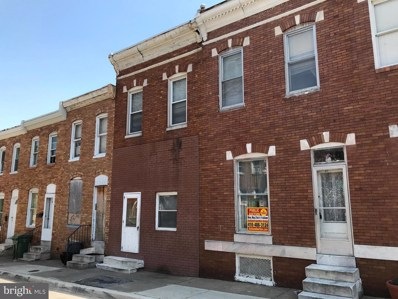 2421 Christian Street, Baltimore, MD 21223 - MLS#: 1000672966