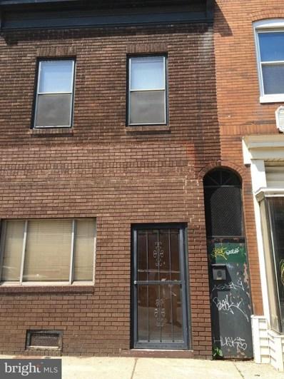 1732 Fleet Street, Baltimore, MD 21231 - MLS#: 1000676680
