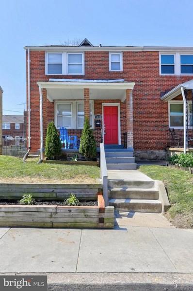 5428 Fairlawn Avenue, Baltimore, MD 21215 - MLS#: 1000682422