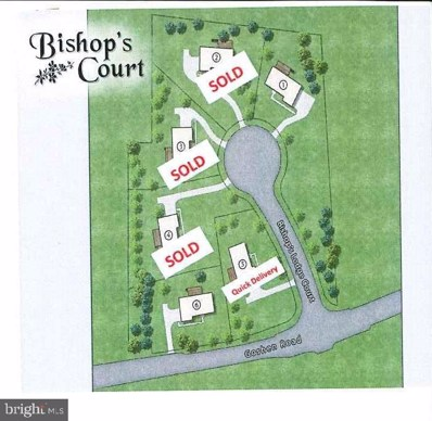 Lot # 6 Bishops Court, West Chester, PA 19380 - MLS#: 1000686500