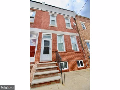 2411 E Sergeant Street, Philadelphia, PA 19125 - MLS#: 1000697368