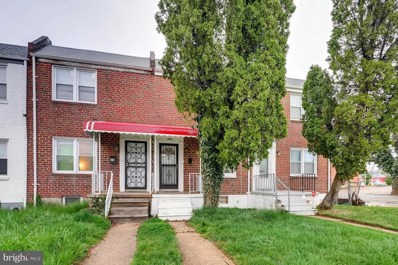 4106 Amos Avenue, Baltimore, MD 21215 - MLS#: 1000697378