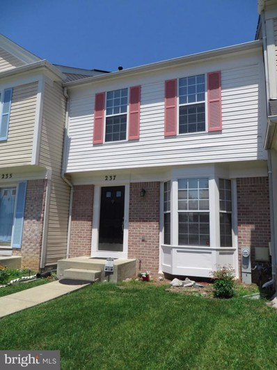 237 Kirbys Landing Court UNIT 11, Odenton, MD 21113 - MLS#: 1000700452