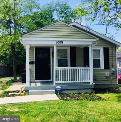 1009 Jansen Avenue, Capitol Heights, MD 20743 - MLS#: 1000719434