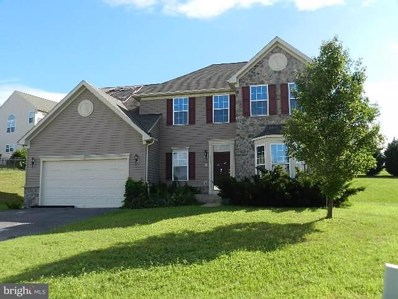 331 S Courtney Court, Spring Grove, PA 17362 - MLS#: 1000792203