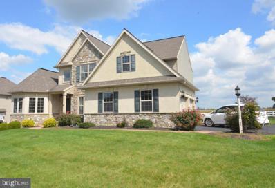 135 Bonneville Drive, Ronks, PA 17572 - MLS#: 1000794867