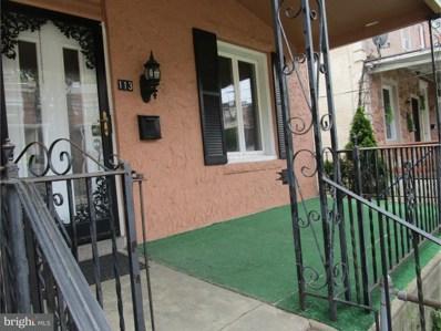 113 N Front Street, Darby, PA 19023 - MLS#: 1000812682