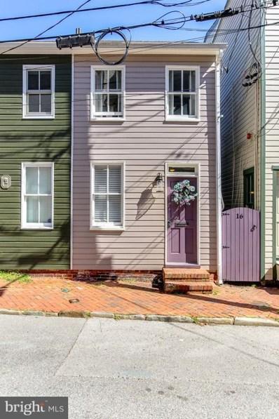16 Fleet Street, Annapolis, MD 21401 - #: 1000821688