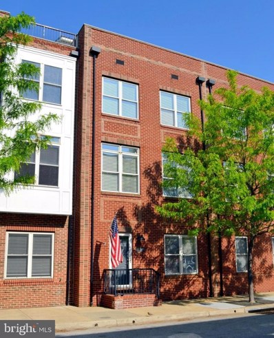 1402 Steuart Street, Baltimore, MD 21230 - MLS#: 1000826062