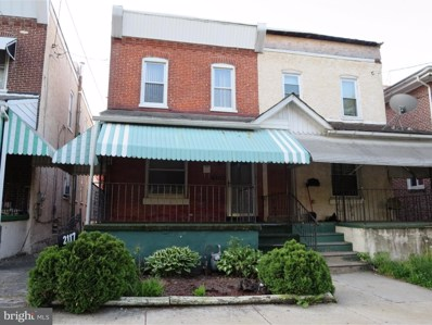 2117 W 9TH Street, Chester, PA 19013 - MLS#: 1000839674