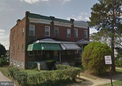 3203 Presstman Street, Baltimore, MD 21216 - MLS#: 1000842794