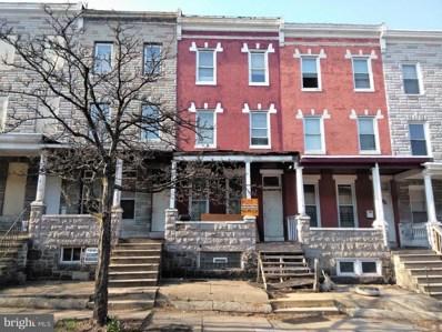 1808 Lexington Street, Baltimore, MD 21223 - MLS#: 1000849916