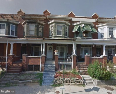 2910 Ellicott Driveway, Baltimore, MD 21216 - #: 1000854468
