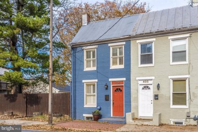 407 South Street, Frederick, MD 21701 - MLS#: 1000855172