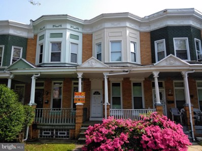 3009 Walbrook Avenue, Baltimore, MD 21216 - MLS#: 1000855184