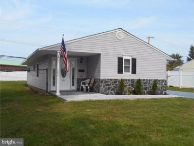 323 Goldenridge Drive, Levittown, PA 19057 - MLS#: 1000856161