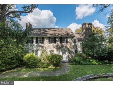 615 Old Gulph Road, Bryn Mawr, PA 19010 - MLS#: 1000859423
