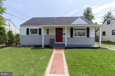 2602 Millvale Avenue, District Heights, MD 20747 - MLS#: 1000859500