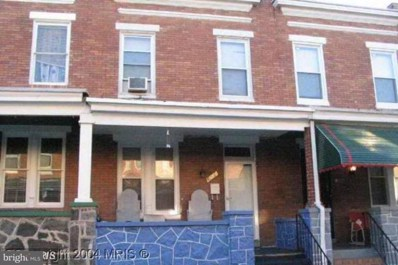 1231 Curley Street, Baltimore, MD 21213 - MLS#: 1000863896