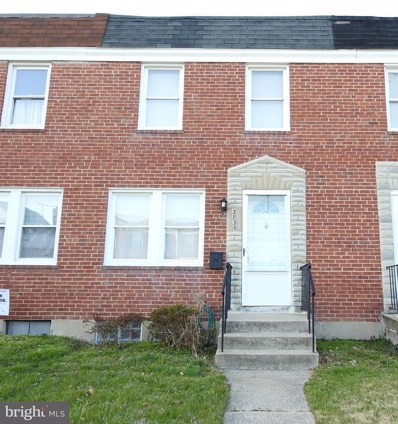 3836 Elmora Avenue, Baltimore, MD 21213 - MLS#: 1000864966