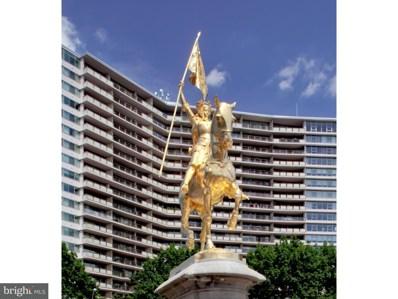 2401 Pennsylvania Avenue UNIT 8A3, Philadelphia, PA 19130 - MLS#: 1000865052