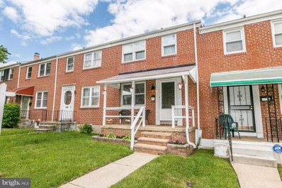 1746 Weston Avenue, Baltimore, MD 21234 - MLS#: 1000865148
