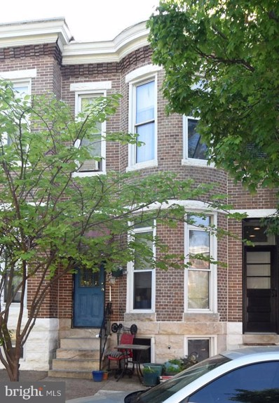 1733 Jackson Street, Baltimore, MD 21230 - MLS#: 1000866778