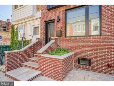 1313 S Ringgold Street, Philadelphia, PA 19146 - MLS#: 1000866878