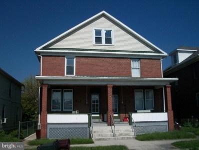 435 Race Street, Cumberland, MD 21502 - #: 1000868104