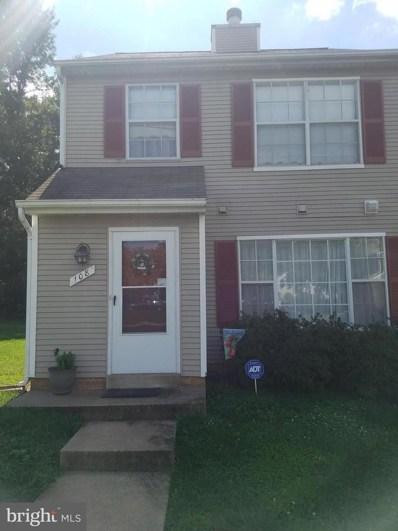 108 Heritage Commons Drive, Fredericksburg, VA 22405 - MLS#: 1000868508