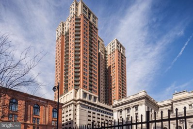 414 Water Street UNIT 1110, Baltimore, MD 21202 - MLS#: 1000869112