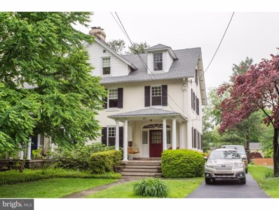 707 Wyndmoor Avenue, Springfield, PA 19038 - MLS#: 1000869546