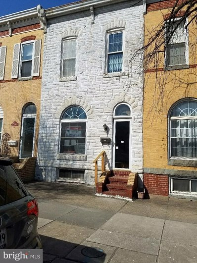 1026 Fort Avenue, Baltimore, MD 21230 - MLS#: 1000869570
