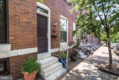 526 Curley Street S, Baltimore, MD 21224 - MLS#: 1000872320