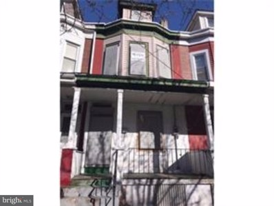 66 Cleveland Avenue, Trenton, NJ 08609 - MLS#: 1000872334