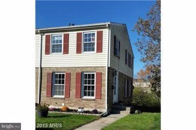 8518 Hydra Lane UNIT 13J, Baltimore, MD 21236 - MLS#: 1000872370