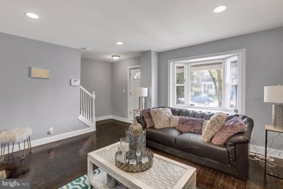 827 Woodington Road, Baltimore, MD 21229 - MLS#: 1000872596