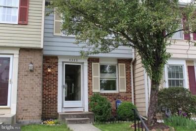 4323 Leatherwood Terrace, Burtonsville, MD 20866 - MLS#: 1000872826
