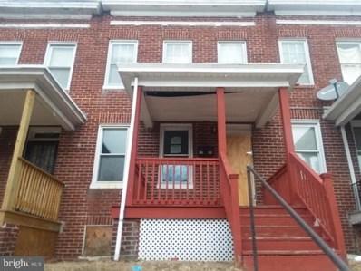 3208 Lyndale Avenue, Baltimore, MD 21213 - MLS#: 1000908696