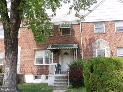 4812 Aberdeen Avenue, Baltimore, MD 21206 - MLS#: 1000909316